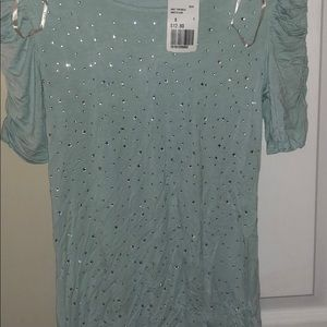 Tags attached Forever 21 shirt size S